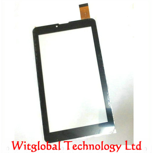 New Digitizer Touch Screen Front Glass Panel Sensor For 7 DIGMA PLANE 7.12 3G PS7012PG Tablet Free Shipping new for 7 digma plane 7 71 3g ps7071eg tablet capacitive touch screen panel digitizer glass sensor replacement free shipping