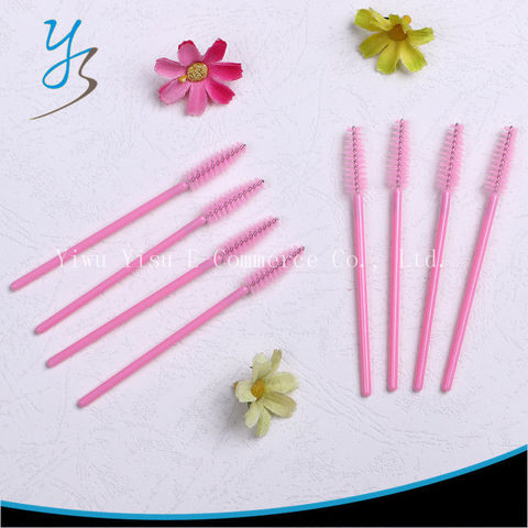 pestana escova one off descartavel cosmeticos rosa 2000