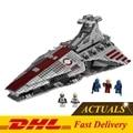 2017 DHL Lepin 05042 Star Series Guerra A República Lutando Gigt Cruiser Definir Blocos de Construção Tijolos Brinquedos Educativos Clone 8039