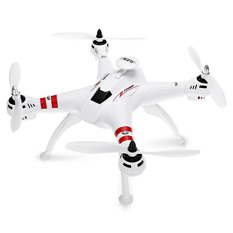Большой Радиоуправляемый Дрон GPS бесщеточный Квадрокоптер Безголовый режим беспилотные летательные аппараты удержание высоты автоматиче...