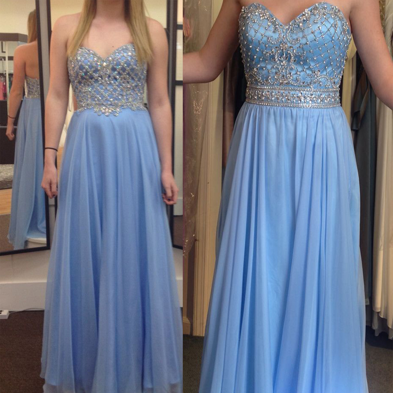 Prom Dress Glitter Promotion-Shop for Promotional Prom ...
