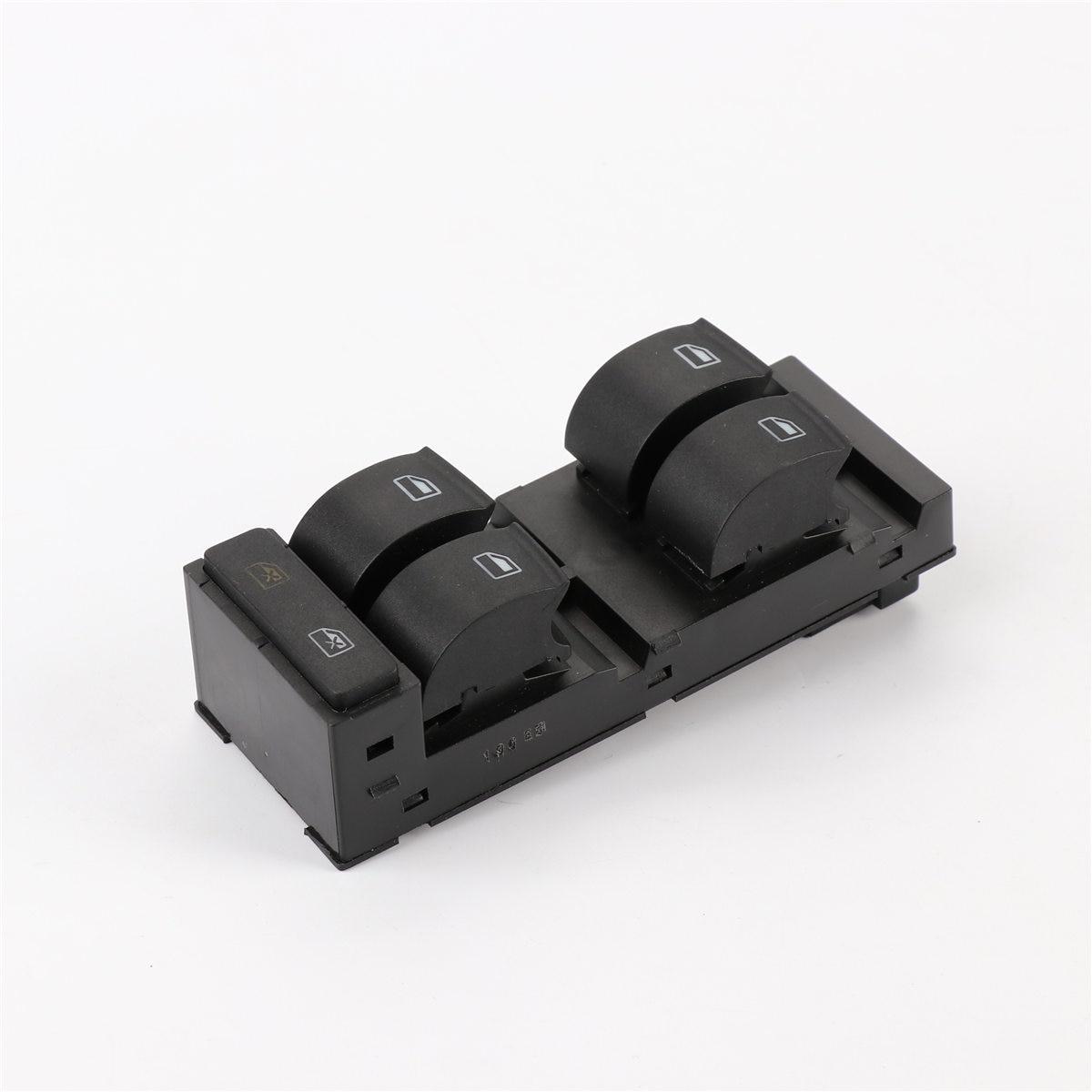 1 stücke Master Fensterheber Schalter Panel Taste für Audi A3 A6 C5 RS6 S6 Allroad 4B0 959 851 B
