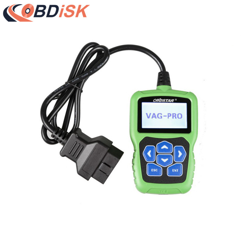 Original OBDSTAR VAG PRO Auto Key Programmer No Need Pin Code VAG-PRO VAG Programmer Support New Models and Odometer