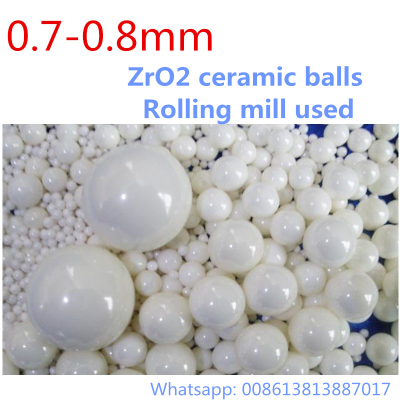 1kg/lot 0.4~2.8mm ball ZrO2 ceramic balls Zirconia balls used for Planetary mill Agitating mill roller mill Sanding mill machine1kg/lot 0.4~2.8mm ball ZrO2 ceramic balls Zirconia balls used for Planetary mill Agitating mill roller mill Sanding mill machine
