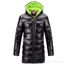 Women Ukraine Winter Warm Black Hooded Cheap O Coat Thicken Jacket Korean Palto Chinese Clothing Windcheater