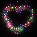 10M 100LED LED RGB Strip String Light Lamp For Bedroom Wedding Party US