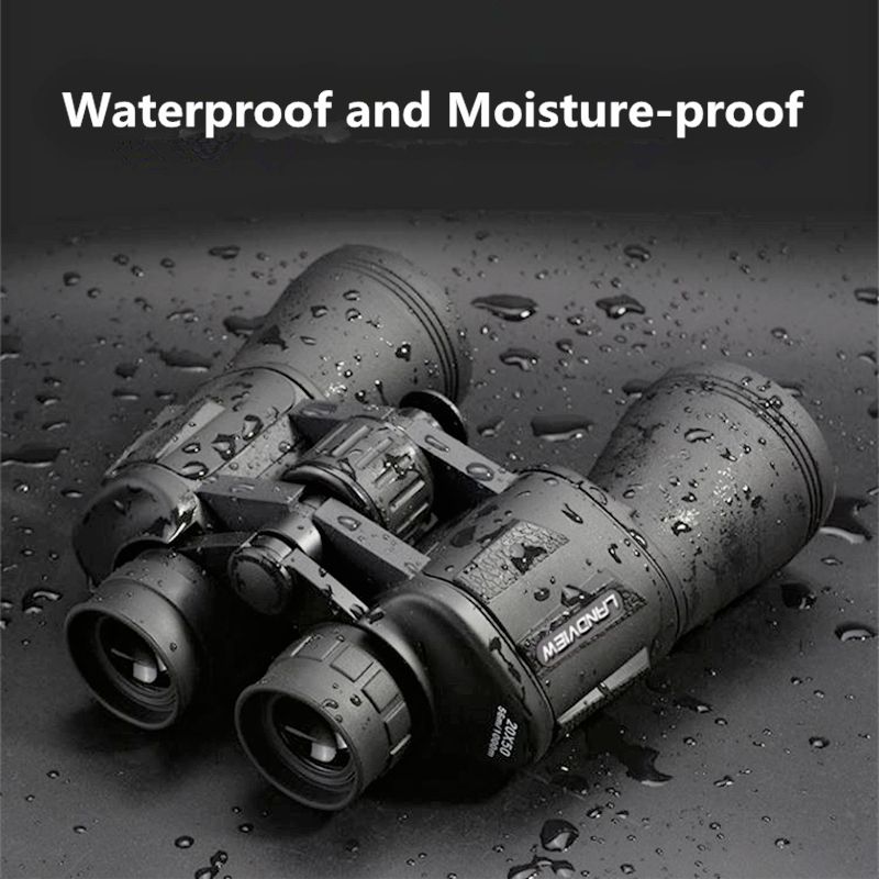 20X50 Powerful Binoculars Nitrogen Waterproof Telescope Lll Night Vision Military Professional BIG eyepiece Russian Binocular цена