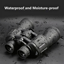 20X50 Powerful Binoculars Nitrogen Waterproof Telescope Lll Night Vision Military Professional BIG eyepiece Russian Binocular