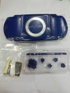 Image 4 - 10 色フルハウジングシェルソニー PSP1000 とボタンケースシェルハウジングカバー psp 1000