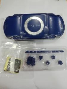 Image 4 - Psp 1000 용 버튼 케이스 셸 하우징 커버가있는 소니 psp1000 용 10 색 전체 하우징 셸 커버 케이스