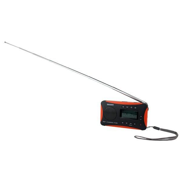 New DEGEN DE-27 FM Portable radio (14)
