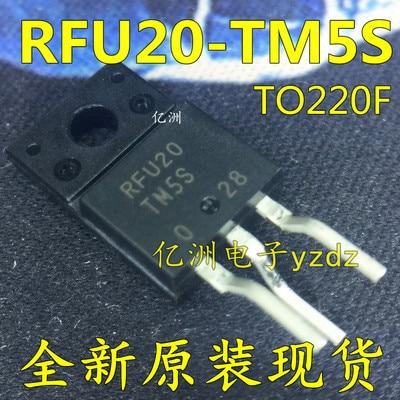 5pcs/lot RFU20TM5S  RFU20 TM5S To220f
