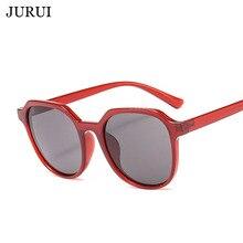 цены New Red Round Sunglasses Women Brand Design Retro Big Frame Sun Glasses Men Fashion Vintage Ladies Eyewear uv400