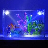 Aquarium Diving Lights LED Aquarium Lighting Aquarium Lights 1W Decorative Mini Spotlights Energy Saving Low