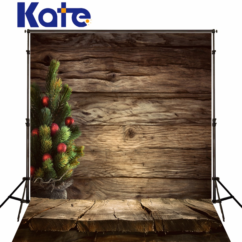 Kate Christmas Photography Backdrops Gray Wood Wall And Wood Floor Background For Children Backgrounds For Photo Studio kate christmas photo background wood wall and wood floor yellow lights for children photography backdrops stage backgrounds