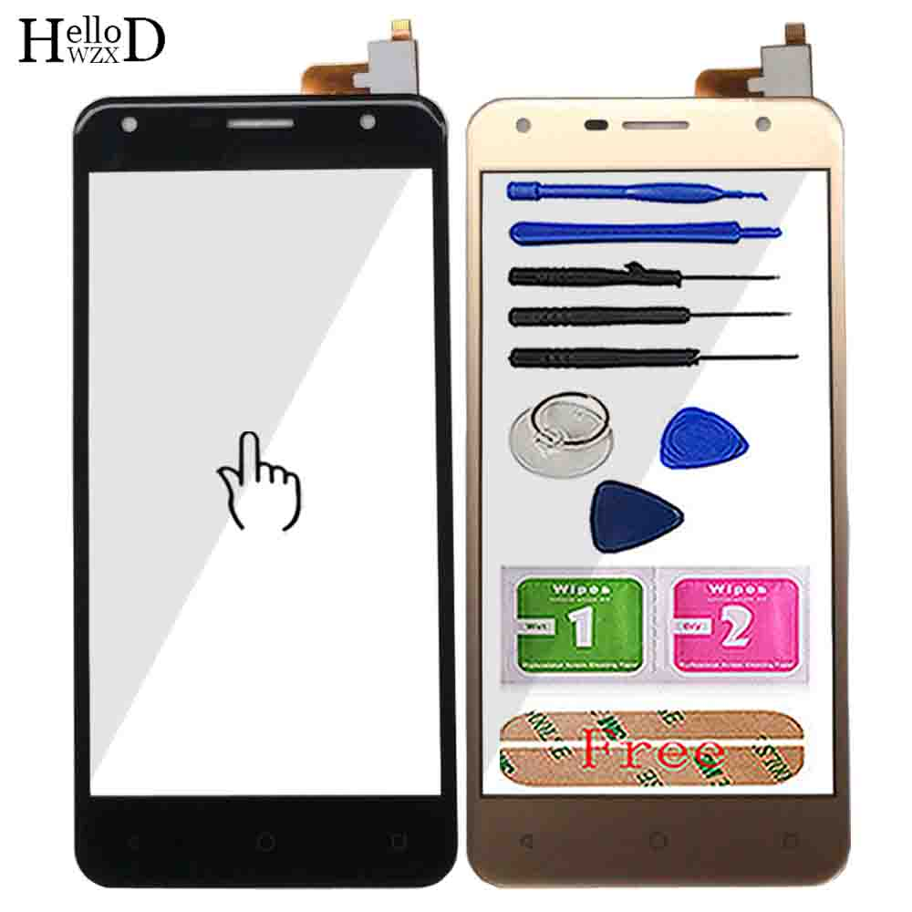 5'' Mobile Touch Screen For DEXP Ixion MS650 Iron Pro MS 650 MS650 Touch Screen TouchScreen Digitizer Panel Front Glass Tools