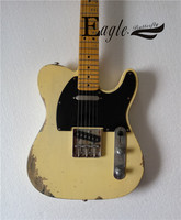 Eagle. Butterfly, electric guitar, bass custom shop, metal rock 22 product TELE yellow hand made custom electric guitar in stock