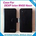Горячая! 2016 DEXP Ixion M450 Неон Случае, 6 Цветов Кожи Высокого Качества Специальный Крышка Для DEXP Ixion M450 Неон отслеживая номер