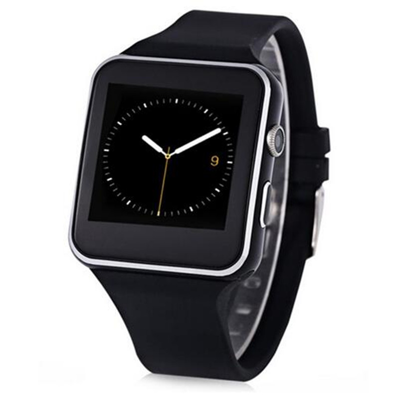 New X6S 1 54 inch Smart font b Watch b font Phone MTK6260 Sleep Monitor Pedometer