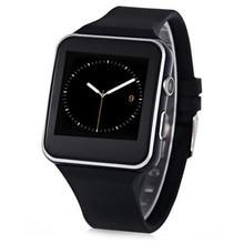 New X6S 1.54 inch Smart Watch Phone MTK6260 Sleep Monitor Pedometer Heat Consumption Sync Sports Watch GSM Bluetooth Watch Phone
