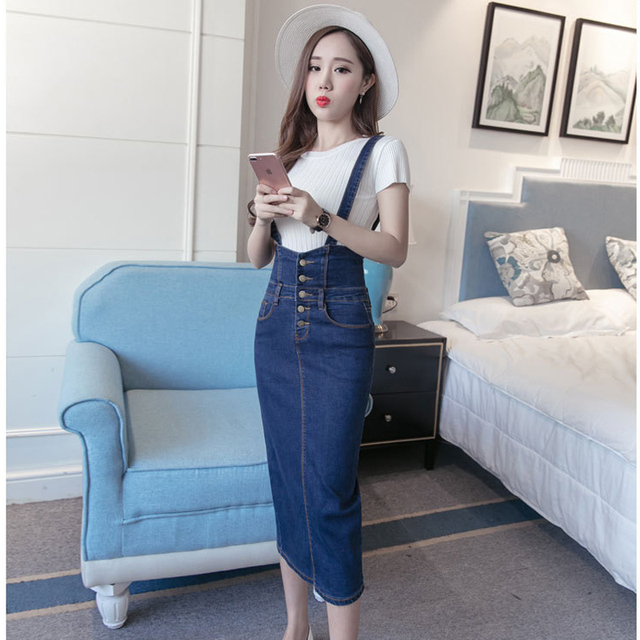 Found site High waist suspenders pencil skirt opinion you