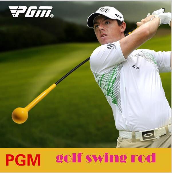 PGM натуральная Гольф качели стержень качели тренер рекомендуется практика для ритм мягкий стержень