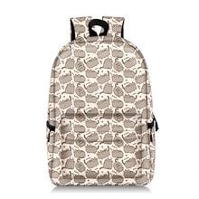 купить Pusheen Cat Printing Backpack Anime Kawaii Bag Schoolbag Backpack Nylon Travel Rucksacks Cartoon School Bags for Teenage Girls по цене 438.98 рублей