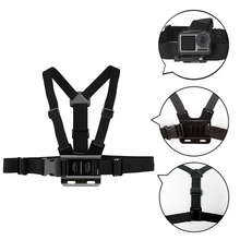 Gopro Accessories Belt Harness Chest Strap Body Mount For GoPro Hero 7 6 5 4 3 Xiaomi YI SJ4000 OSMO Action Camera