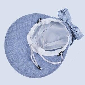 Image 5 - Güneş şapkaları Ile Yüz Boyun Koruma Kadın Sombreros Mujer Verano Geniş Ağızlı Yaz vizör kep Açık Havada Anti UV Chapéu Feminino
