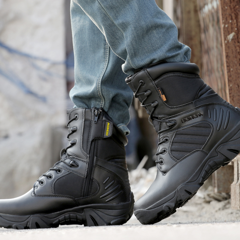 Quality Combat Boots Promotion-Shop for Promotional Quality Combat ...