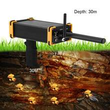 GR-100 Black Hawk Metal Detectors Long Range Gold Diamond Silver Copper Precious Stones Metal Detector Treasure Hunter(China)