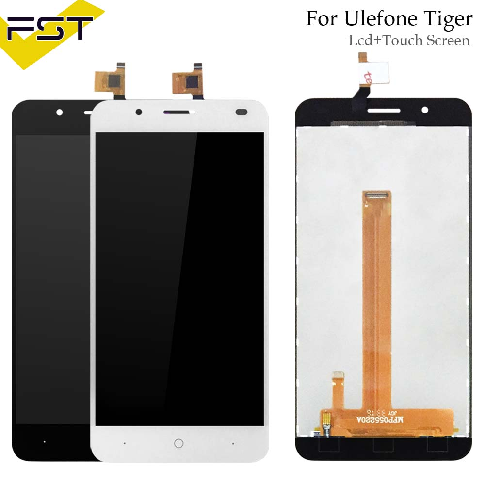 5.5 For UleFone Tiger LCD Display+Touch Screen Digitizer Assembly for UleFone Tiger LCD Glass Panel Sensor Spare Parts5.5 For UleFone Tiger LCD Display+Touch Screen Digitizer Assembly for UleFone Tiger LCD Glass Panel Sensor Spare Parts