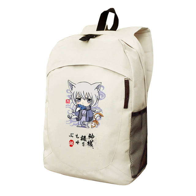 Japanese Anime Kamisama Love Kamisama Kiss Nanami Cosplay Printing Women Backpack  School Backpacks for Teenage Girls 79f1d36afdb01