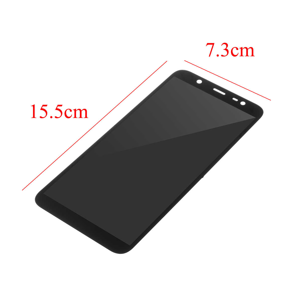 Pantalla LCD + pantalla táctil digitalizador para Samsung para Galaxy J8 J810 2018 de reemplazo con Kit de herramientas de reparación