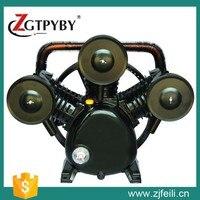 Электрический поршень Тип тихий переносной воздушный компрессор головка цилиндр воздушного компрессора
