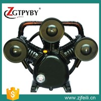 Electric Piston Type Silent Mobile Air Compressor Head Air Compressor Cylinder Head