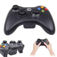 Новый 2.4 ГГц беспроводной геймпад пульт игры для Xbox 360 controle беспроводной игровой контроллер Джойстик джойстика для Xbox360