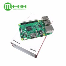 Discount! 2016 New Element14 original Raspberry Pi 3 Model B Board 1GB LPDDR2 BCM2837 Quad-Core Ras PI3 B,PI 3B,PI 3 B with WiFi&Bluetooth