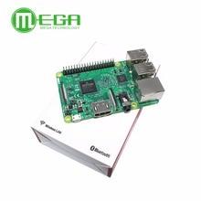 Discount! 2016 New Element14 original Raspberry Pi 3 Model B Board 1GB LPDDR2 BCM2837 Quad-Core Ras PI3 B,PI 3B,PI 3 B with WiFi&Bluetooth