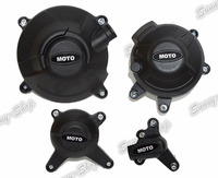 MOTO Engine Alternator Clutch Ignition Water Pump Case Cover Set Kit For Yamaha MT 09 MT09