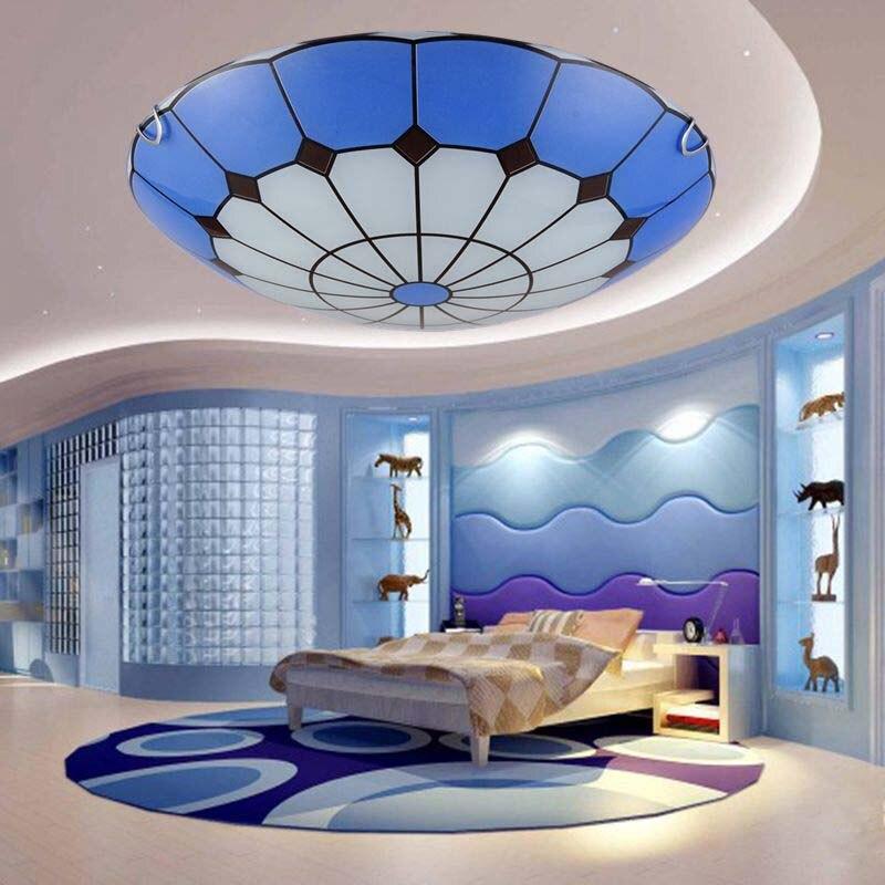 Mediterranean Style Lighting: ⑦Natural Seashell Led ᐅ Ceiling Ceiling Light