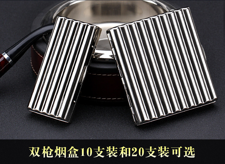 Creative personality of ultra-thin stainless steel metal cops
