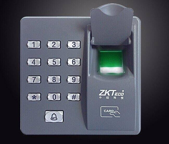 ФОТО x6 ZK fingerprint +RFID card +PIN access controller standalone
