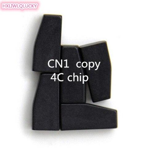 HXLIWLQLUCK puce pour remplacement de clé de voiture CN1 Chip Copie 4C puce  Transpondeur CN1 Chip Pour ND900 CN900 Auto Key Programmeur fae3ee7c314