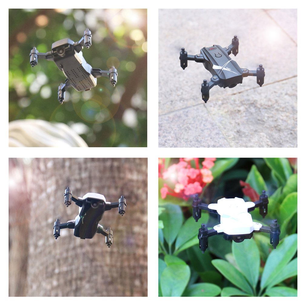 LF602 FPV Foldable RC Quadcopter Drone with 720P HD Wifi Camera and Altitude Hold Function 21