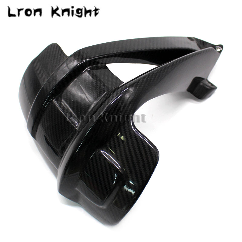 For BMW R1200GS R1200 GS Adventure 2008-2012 Motorcycle Carbon Rear Fender Bracket Wheel Hugger Fender Mudguard Splash Guard for bmw r1200gs r1200 gs adventure 2008 2012 motorcycle carbon rear fender bracket wheel hugger fender mudguard splash guard