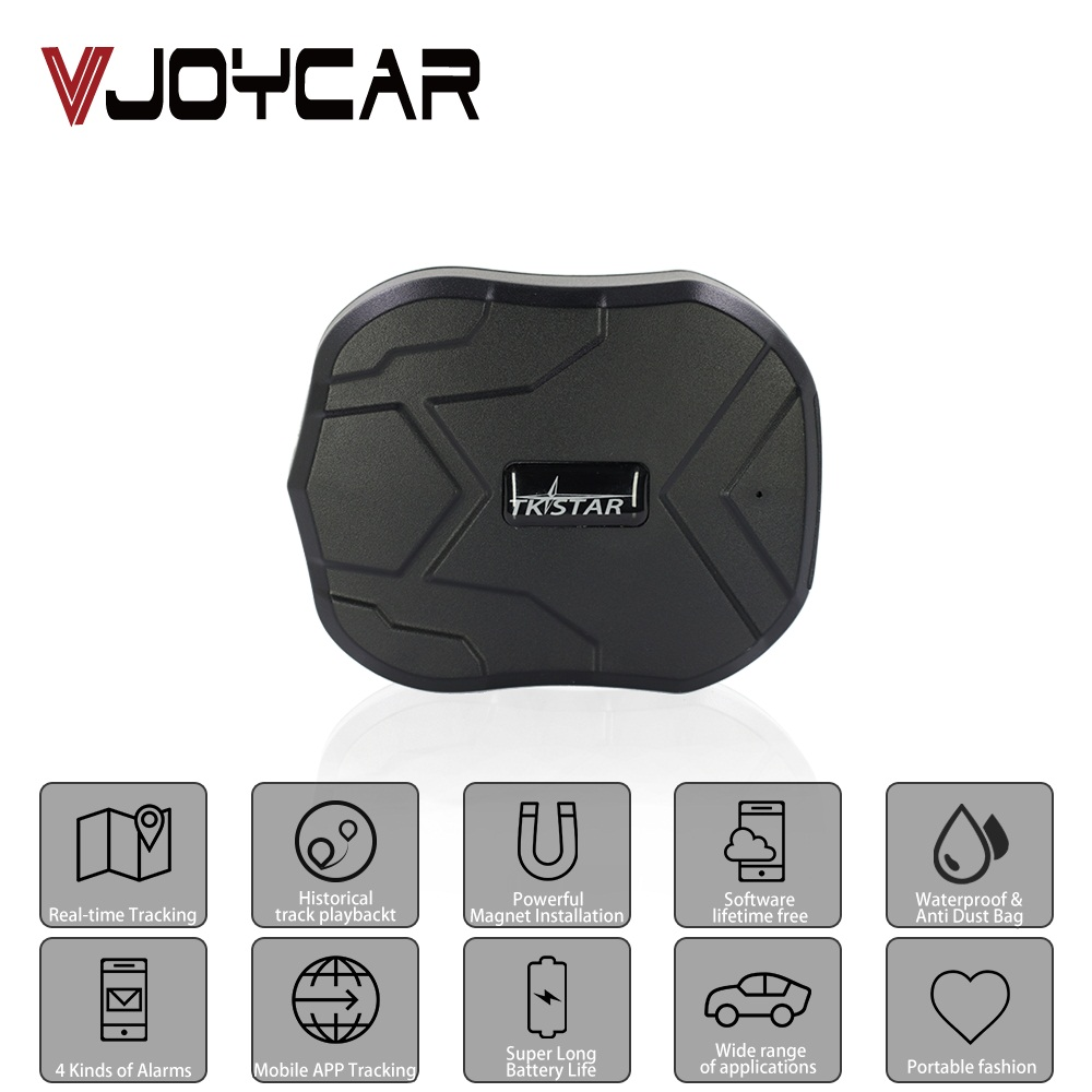 GPS Tracker TK905 5000mAh Vehicle Tracking Device Car GSM GPS Locator Waterproof Magnet Standby 90Days Web APP Lifetime Free цена