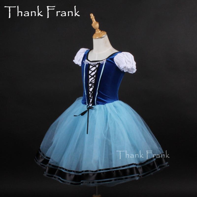 Professional Ballet Dress For Kids Classical Tutu Ballet Costume Princess Girls Leotard Dresses Costumes Ballet Tutu Dress C498