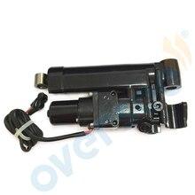 For Yamaha F25 50 hp Outboard Single Ram Power Tilt Trim Unit 65W 43800 02 4D