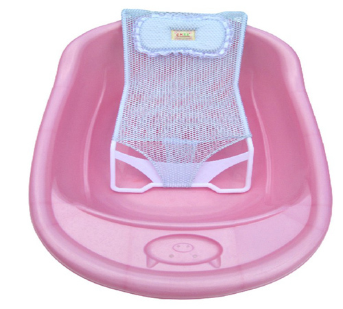 New Baby Kid  Net Mesh  Bath bed 1pc